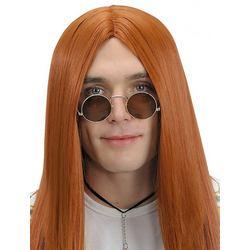 Hippi Szemüveg - Barna