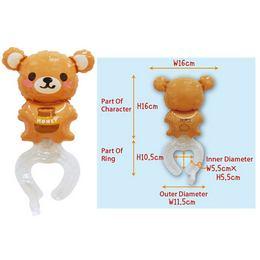 Honey Bear - Macis Levegős Lufi Karkötő (5 db/csomag)