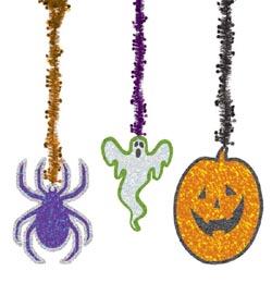 Halloween Lufi és Dekoráció