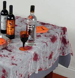 Asztaldekoráció, Teríték
