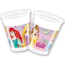 I am Princess Parti Pohár - 200 ml, 8 db-os