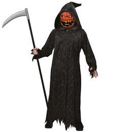 Ijesztő Tök Jelmez Halloweenre - 7-8 éveseknek