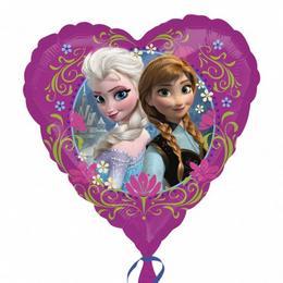 17 inch-es Jégvarázs - Disney Frozen Love - Fólia Lufi