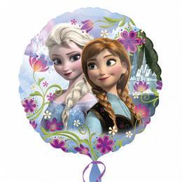 17 inch-es Jégvarázs - Frozen Elsa & Anna Fólia Lufi