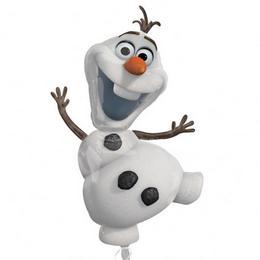 Frozen Olaf - Jégvarázs Super Shape Lufi