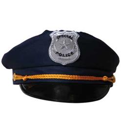 Rendőr Kalap