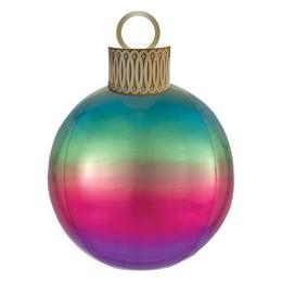 Karácsonyfa Dísz - Christmas Ombré Ornament Fólia Lufi