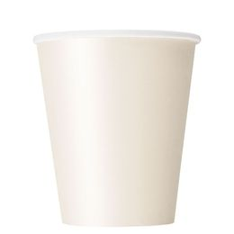 Ivory Papír Parti Pohár - 270 ml, 8 db-os
