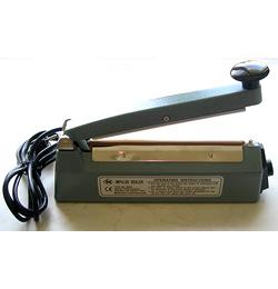 Hegesztőgép Fólia Léggömbök Lezárásához, 10 cm-es