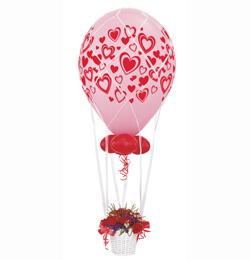 Balloon Net (léghajó háló) - 24 inch-es léggömbhöz