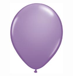 5 inch-es Spring Lilac (Fashion) Kerek Lufi (100 db/csomag)