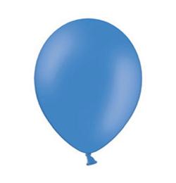 11 inch-es Pastel Mid Blue - Közép Kék Kerek Lufi (100 db/csomag)