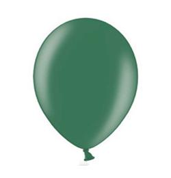 12 inch-es Metallic Oxford Green - Metál Zöld Kerek Lufi (100 db/csomag)