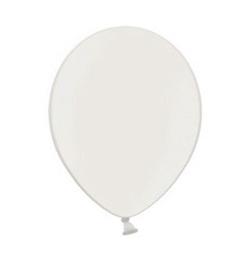 12 inch-es Metallic Pearl - Gyöngyház Fehér Kerek Lufi (100 db/csomag)