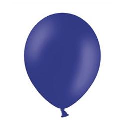 11 inch-es Pastel Night Blue - Éjkék Kerek Lufi (100 db/csomag)