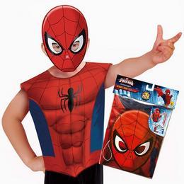 Marvel - Spiderman Jelmez Kiegészítő Szett, 3-6 Éveseknek