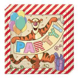 Micimackó és Barátai - Winnie The Pooh Parti Szalvéta - 33 cm x 33 cm, 20 db-os