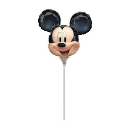 Mickey Mouse Forever Mini Shape Fólia Lufi (5 db/csomag)