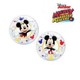 12 inch-es Mikiegér - Mickey Mouse Air Bubbles Lufi, 10 db-os