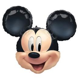 Mikiegér - Mickey Mouse Forever Fólia Lufi