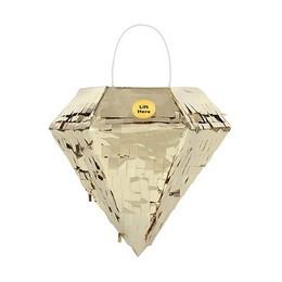 Mini Arany Gyémánt Parti Pinata Játék
