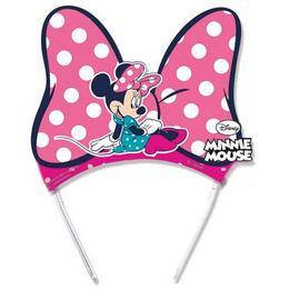 Minnie Dots Parti Tiara - 6 db-os