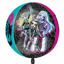 Monster High Ultra Shape Orbz Fólia Lufi
