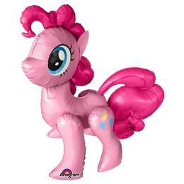 My Little Pony - Pinkie Pie Sétáló Fólia Lufi - 119 cm