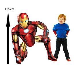 46 inch-es Iron Man Sétáló Fólia Lufi