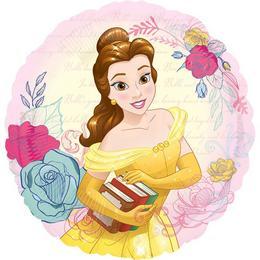 18 inch-es Beauty & the Beast - Szépség És A Szörnyeteg Belle Fólia Lufi