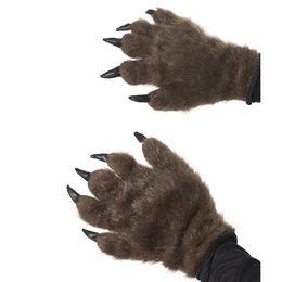 Nagy Medve Mancs Jelmez Kiegészítő - 1 pár