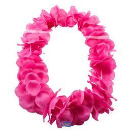 Neon Pink Hawaii Parti Nyakfüzér