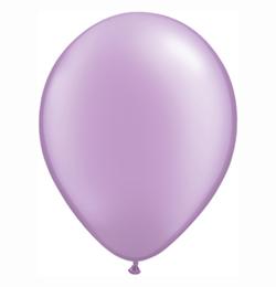 11 inch-es Pearl Lavender Kerek Lufi (100 db/csomag)