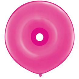 16 inch-es Wild Berry (Fashion) Donut Lufi (25 db/csomag)
