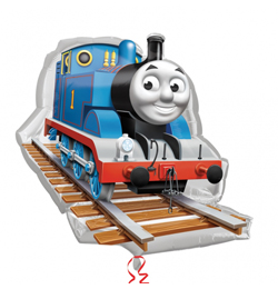 Thomas és Barátai - Thomas and Friends - Super Shape Fólia Lufi