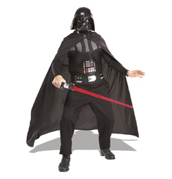 Star Wars Darth Vader Jelmezkellék Szett Felnőtt