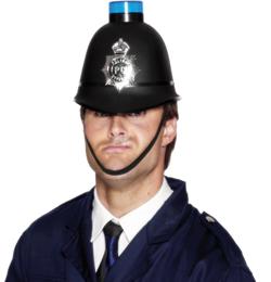 Műanyag Rendőr Sisak