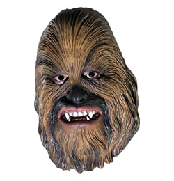 Star Wars: Chewbacca Álarc