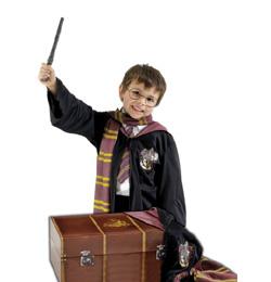 Harry Potter Jelmezkellék Láda