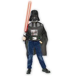 Star Wars - Darth Vader Jelmezkellék Parti Szett Gyerekeknek