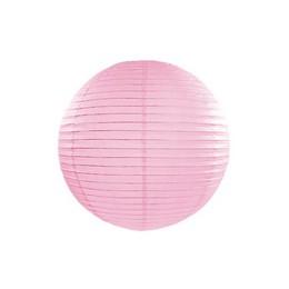 Pink Gömb Lampion - 20 cm