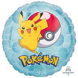 18 inch-es Pokemon - Pikachu Fólia Lufi