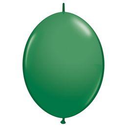 12 inch-es Green Quick Link (Standard) Lufi (50 db/csomag)