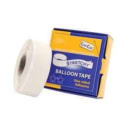 Stretchy Balloon Tape - Egyoldalú öntapadó rugalmas szalag - 7,6 m