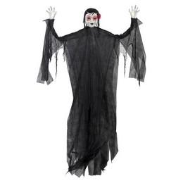 Rémisztő Kislány Függő Dekoráció Halloweenre
