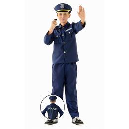 Rendőr Jelmez Gyerekeknek - M