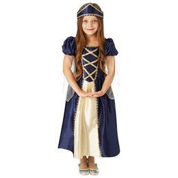 Reneszánsz Királylány Jelmez Gyerekeknek, M-es