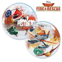 22 inch-es Disney Planes Fire & Rescue Bubbles Lufi