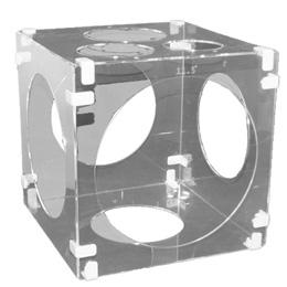 Sablon Kocka Léggömb Méretezéshez