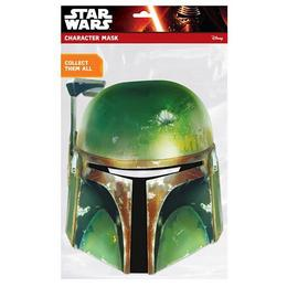 Star Wars - Boba Fett Karton Maszk